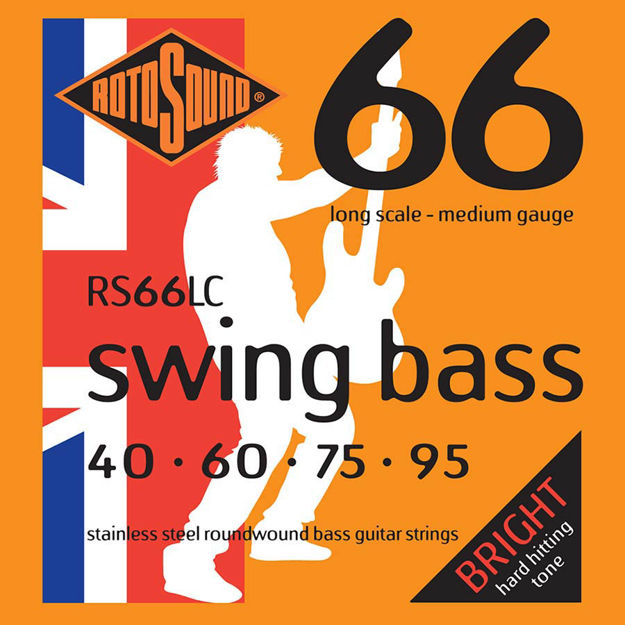 Rotosound RS66LC Swing Bass 66 - 40-95