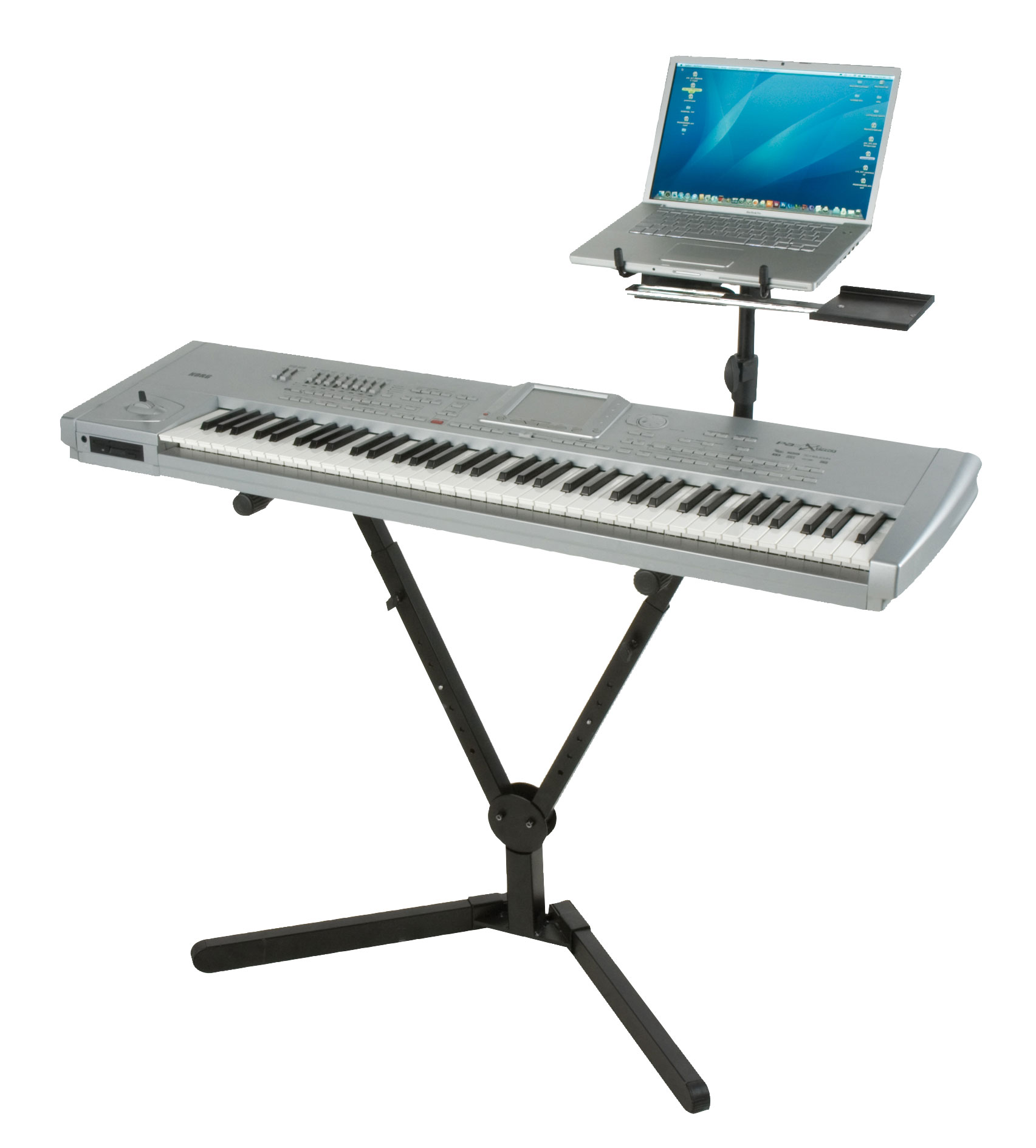 Quik Lok QLY 40 KEYBOARD STAND Y-Shaped