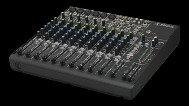 Mackie 1402VLZ4 - 14-channel Compact Mixer