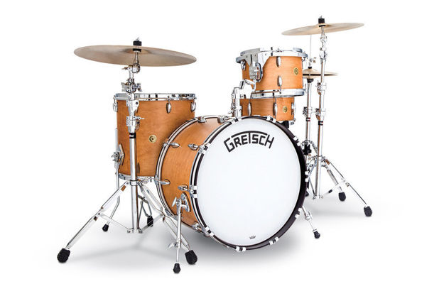 "Gretsch Tom Tom USA Broadkaster Satin Lacquer - 10"" x 8"""