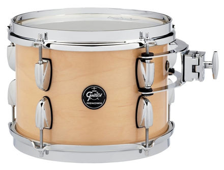 Gretsch 10x7 Tom Tom Renown Maple - Gloss Natural