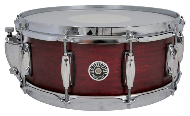 Gretsch Snare Drum USA Brooklyn - Blue Burst Pearl