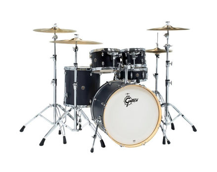 Gretsch shell set Catalina Birch Limited - Ebony Satin