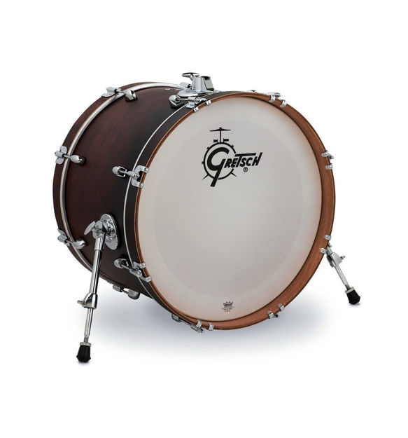 Gretsch Bass Drum Catalina Club - Satin Antique Fade