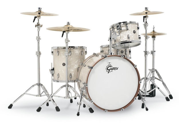 Gretsch shell set Renown Maple - Vintage Pearl