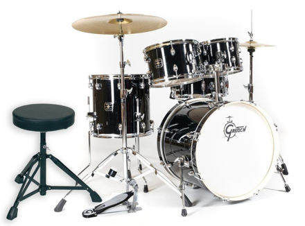 Gretsch Drum set Energy - Black