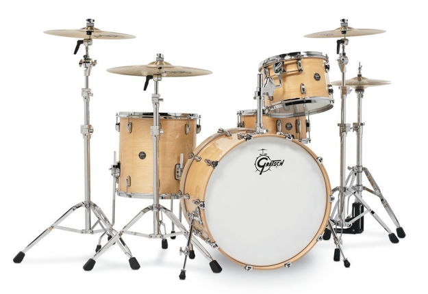 Gretsch shell set Renown Maple - Gloss Natural