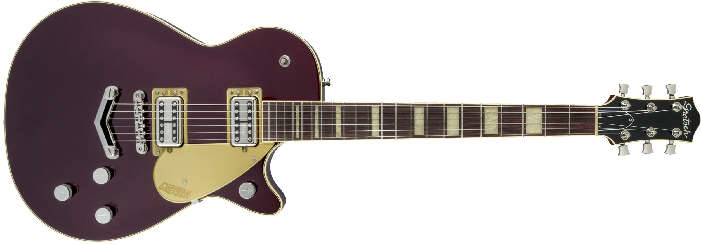 Gretsch G6228 Players Edition Jet™ BT with V-Stoptail