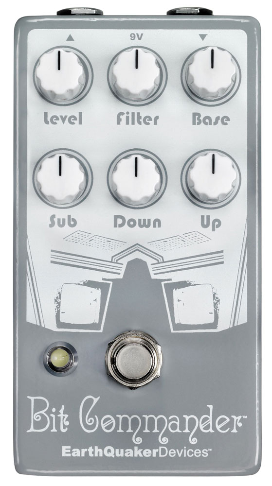 EarthQuaker Devices - Bit Commander V2 - Analog Octave Synth