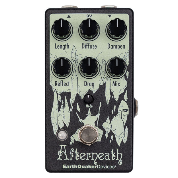 EarthQuaker Devices - Afterneath V3 - Otherworldly Reverberation Machine
