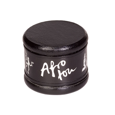 Afroton Talking Shaker Black 5.5 cm
