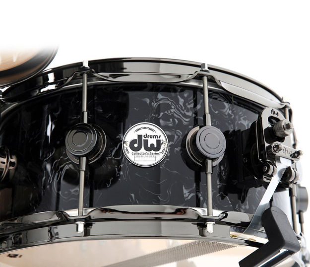 """Drum Workshop Snare Drum Collector´s Finish Ply - 14 x 6"""" Chrome HW"""