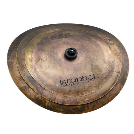 "Istanbul Agop CSFX Traditional Clap Stack Set (11""/13""/15"")"