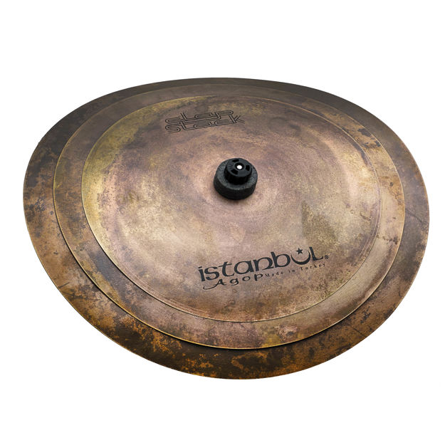 """Istanbul Agop CSFX Traditional Clap Stack Set (11""""/13""""/15"""")"""