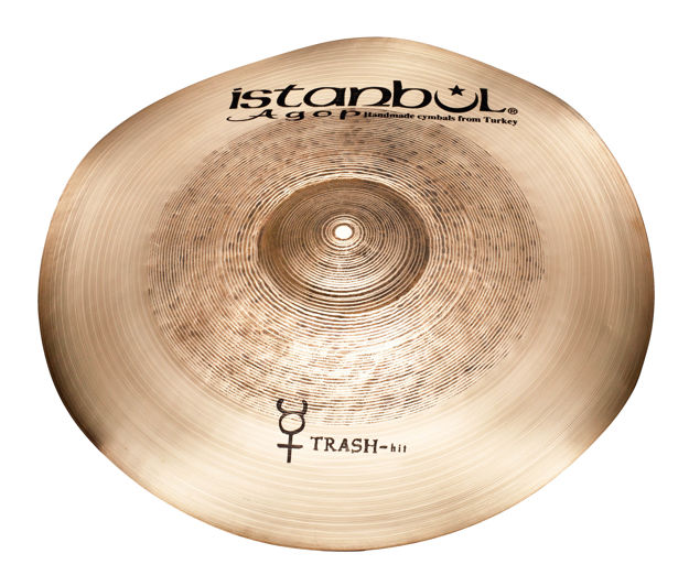 """Istanbul Agop THIT14 14"""" Traditional Trash Hit"""