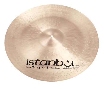 """Istanbul Agop CH14 14"""" Traditional China"""