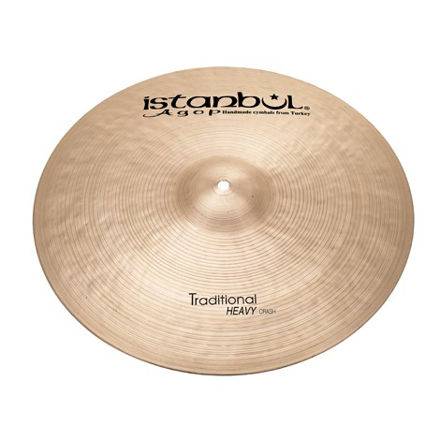 "Istanbul Agop HVC17 17"" Traditional Heavy Crash"