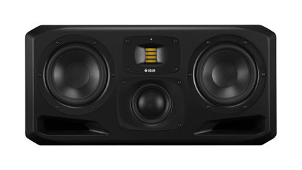 "ADAM S3H -  Near-/Midfield monitor, 3-way system, 2x7"" woofer"
