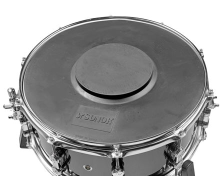"""Sonor Drum Accessories Practice Pad for 14"""" Snare Drum, Rubber PP 9300"""