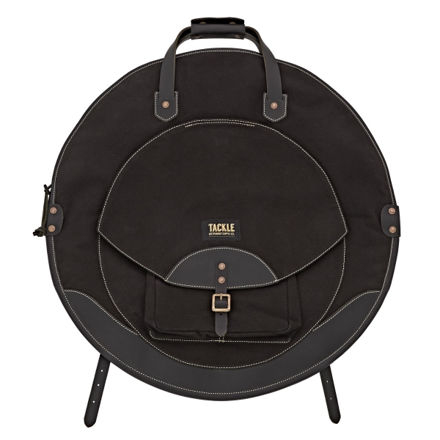 Tackle Backpack Cymbal Case - Black 22""