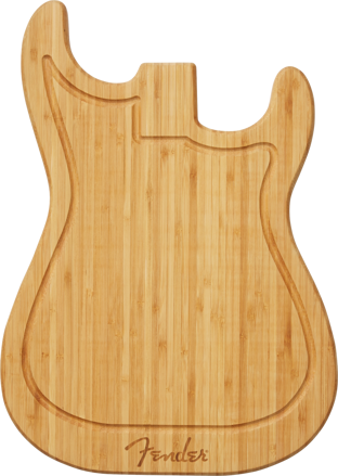 Fender ™ Stratocaster™ Cutting Board