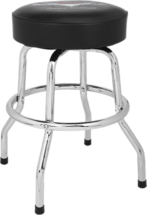 "Fender ™ 24"" Custom Shop Pinstripe Barstool"