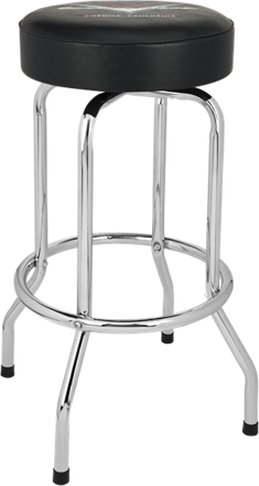 "Fender ™ 30"" Custom Shop Pinstripe Barstool"