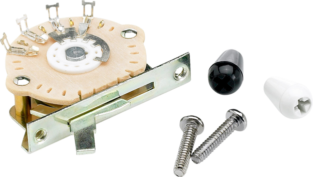 Fender 5-Position Stratocaster® Pickup Selector Switch