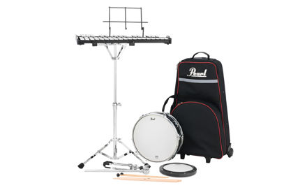 Pearl PL-910C Percussion Training Center W/built in Cart Bag