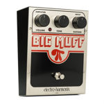 Electro-Harmonix BIG MUFF PI (Classic) Distortion/Sustainer Battery included, 9.6DC-200 PSU optional
