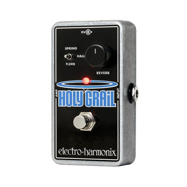 Electro-Harmonix HOLY GRAIL Reverb, 9.6DC-200 PSU included