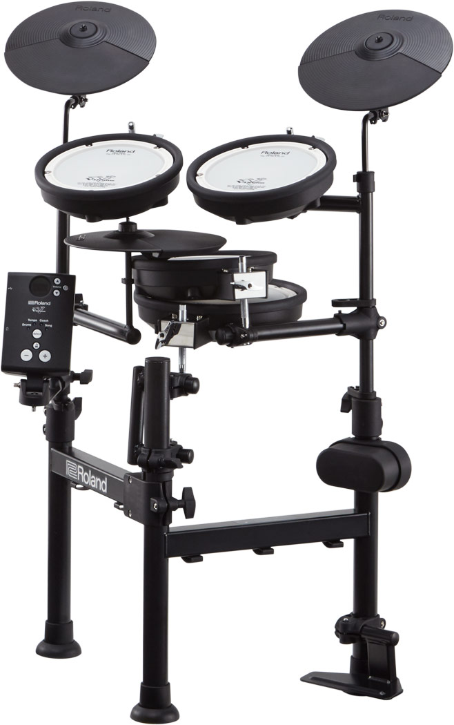 Roland TD-1KPX2 PORTABLE/FOLD AWAY DRUM KIT WITH ALL-MESH PADS