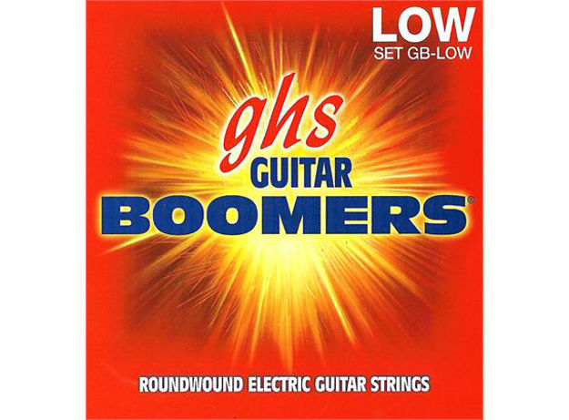 GHS GB-LOW | BOOMERS LOW TUNED - Low Tuned |  011-053