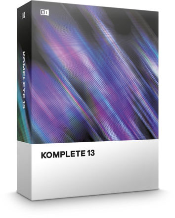 Native Instruments KOMPLETE 13 EDU SITE LICENSE