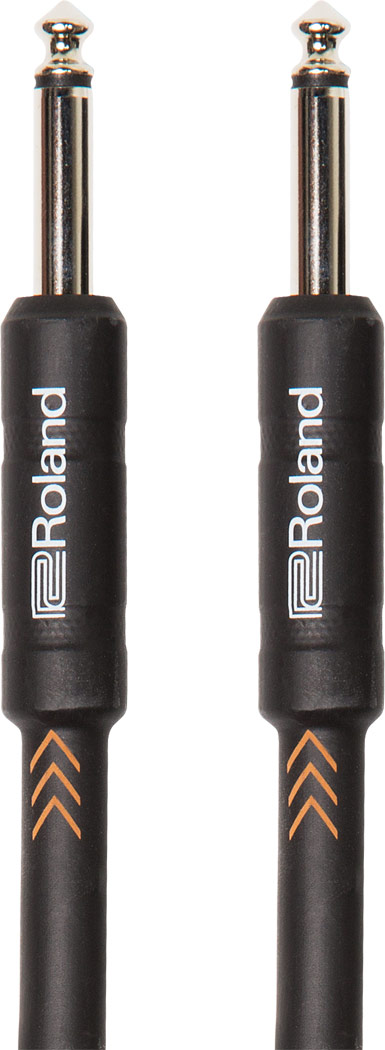 """Roland RIC-B10 10FT / 3M INSTRUMENT CABLE, STRAIGHT/STRAIGHT 1/4"""" JACK"""