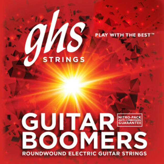 GHS GB-TNT  BOOMERS 6-STRING - Thin-Thick   010-052