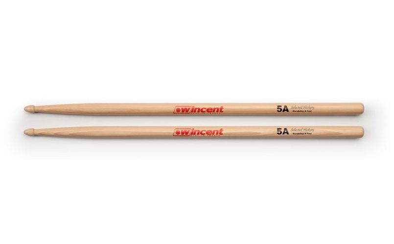 Wincent W-5A Hickory Drumsticks