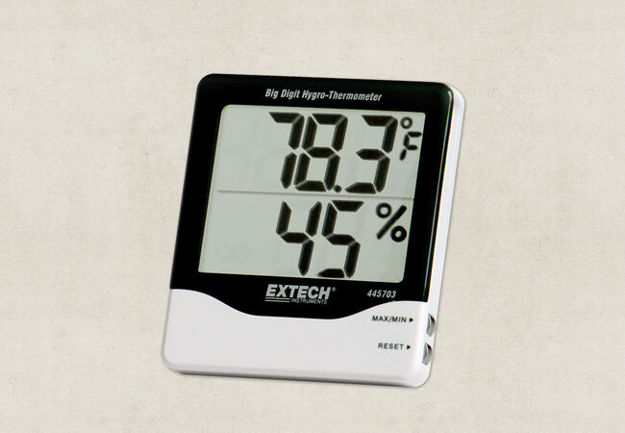 TaylorWare 1304-35 Hygro-Thermometer, Mini  RHM15