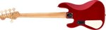 Charvel Pro-Mod San Dimas® Bass JJ V, Caramelized Maple Fingerboard, Candy Apple Red