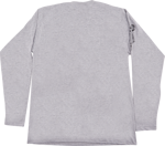 Charvel Charvel® Headstock Long Sleeve T-Shirt, Gray, S