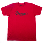 Charvel Toothpaste Logo Men's T-Shirt, Red, S