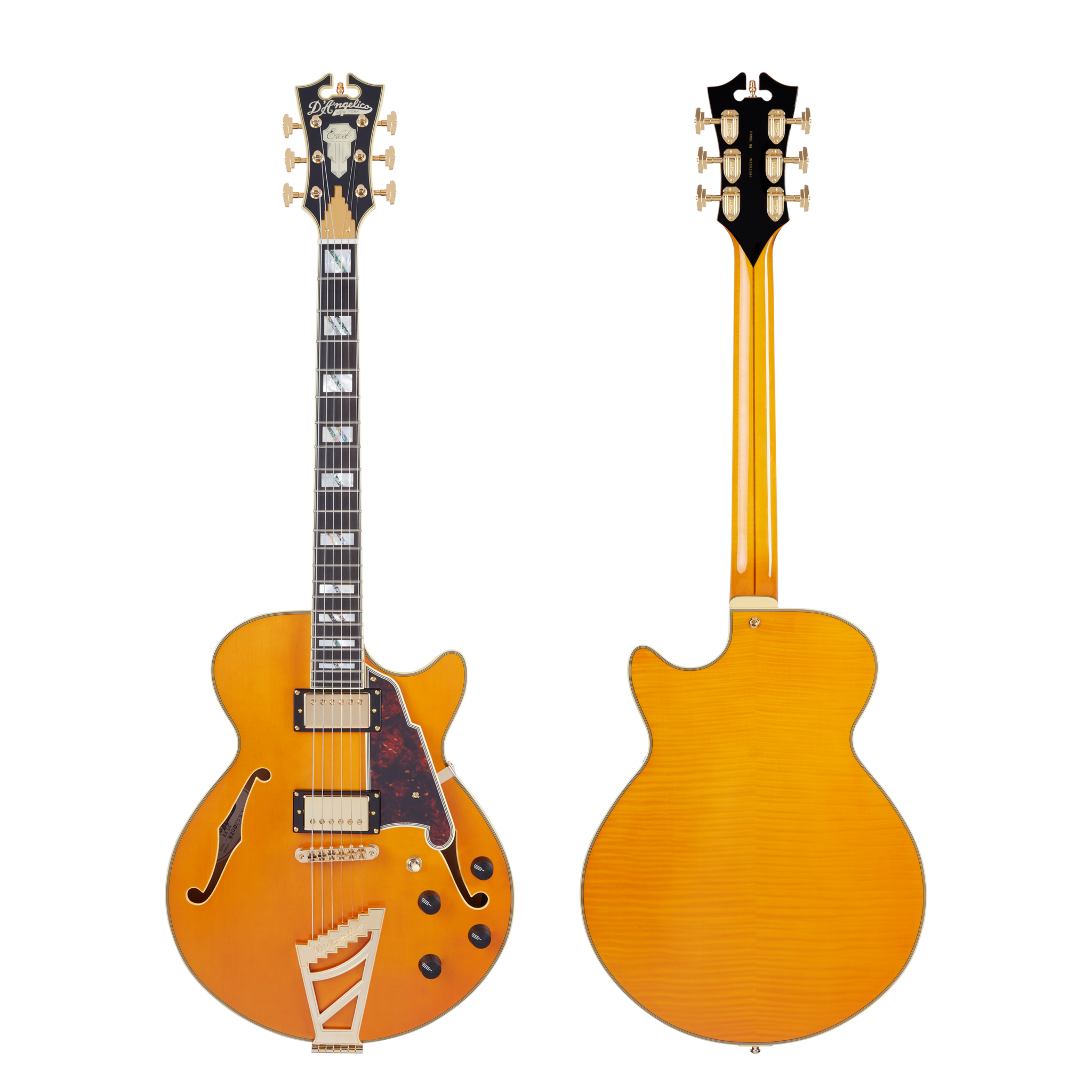 D'Angelico Guitars EXCEL SS