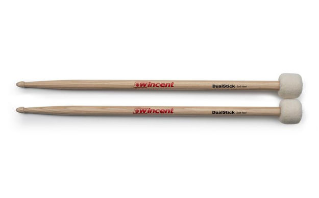 Wincent W-DS Dual Stick Cymbal/Mallet, Soft