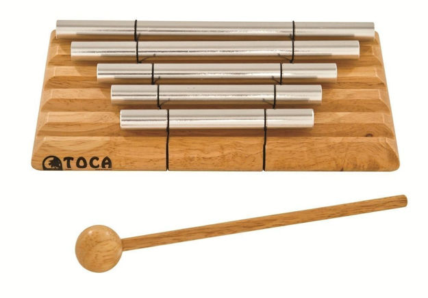 Toca Sound effects Tone bars With beater - T-TONE5