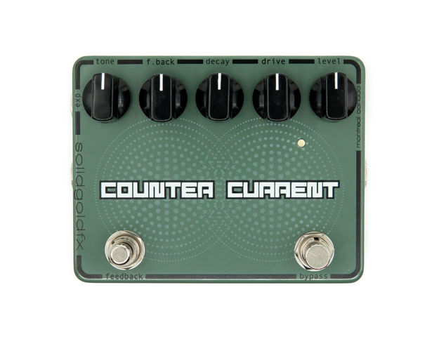 SolidGoldFX - Counter Current - Reverb / Feedbacker