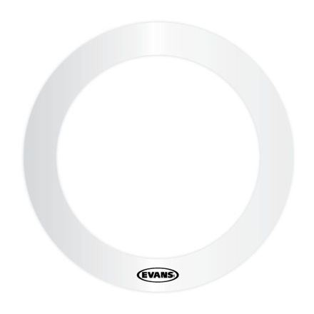 Evans 2 Inch E-Ring 10 Pack, 16 Inch