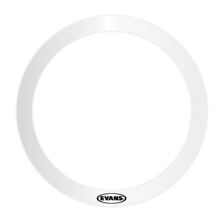 Evans 1 Inch E-Ring 10 Pack, 10 Inch