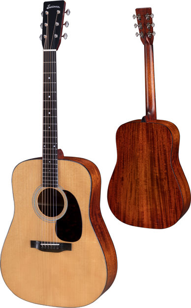 Eastman E10D-TC, Natural Thermo Cure