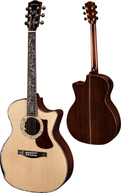 Eastman AC922CE, natural
