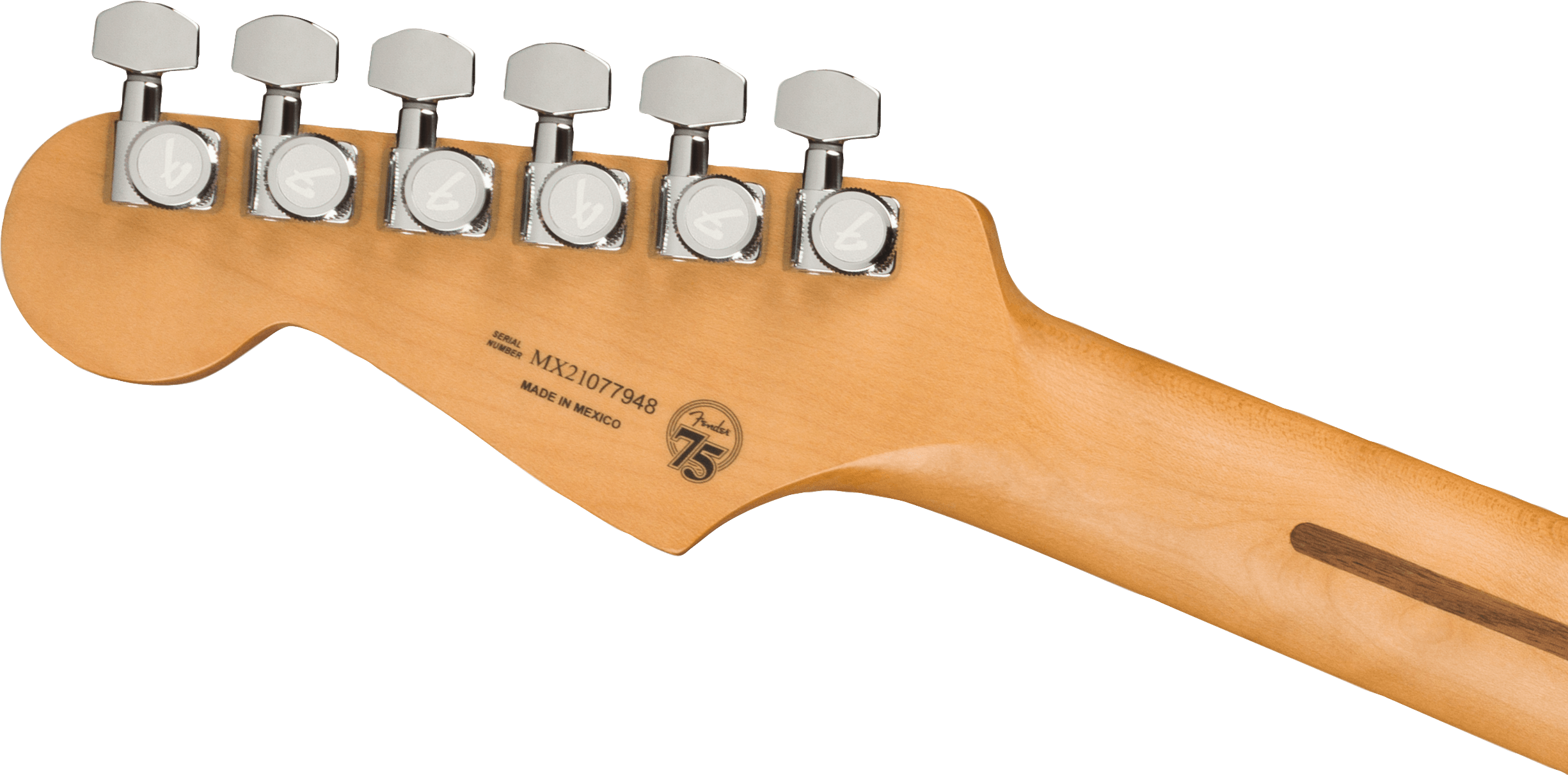 Fender Player Plus Stratocaster, Maple Fingerboard, Olympic Pearl
